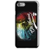 Omar Little - Oh Indeed (Rainbow) - Cloud Nine Edition iPhone Case/Skin