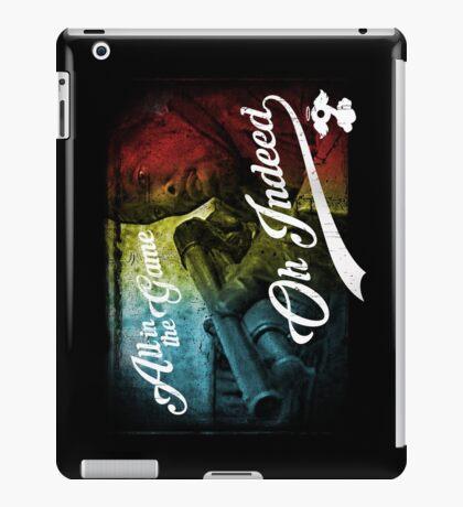 Omar Little - Oh Indeed (Rainbow) - Cloud Nine Edition iPad Case/Skin