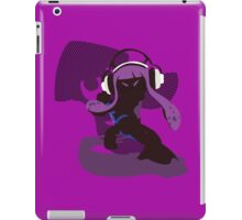Purple Female Inkling - Sunset Shores iPad Case/Skin
