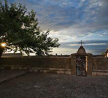 Graveyard by Aleksandar Topalovic