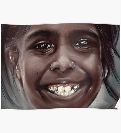 a great smile Poster