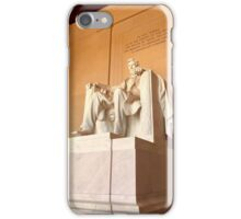 The Lincoln Memorial iPhone Case/Skin