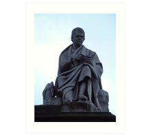 Sir Walter Scott Monument Art Print