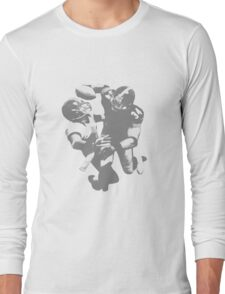 Touchdown Football Player Collection Long Sleeve T-Shirt