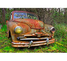 Oldtimer Photographic Print