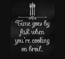 Kitchen Wisdom Chalkboard cuisine art Unisex T-Shirt