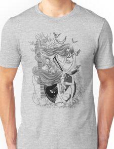 Music, Love, Peace!! Unisex T-Shirt
