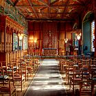 The Chapel Royal, Falkland Palace by Christine Smith