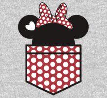 [Women] Minnie's Love Kids Tee