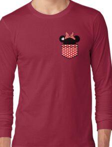 [Women] Minnie's Love Long Sleeve T-Shirt
