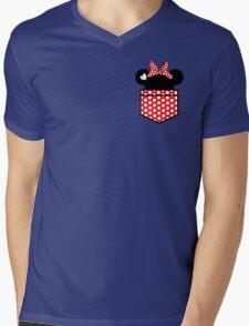 [Women] Minnie's Love Mens V-Neck T-Shirt
