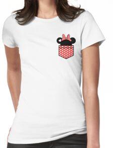 [Women] Minnie's Love Womens Fitted T-Shirt