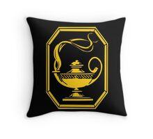 Oil Lamp #1 Throw Pillow