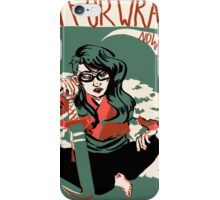 And the Red Dawn iPhone Case/Skin