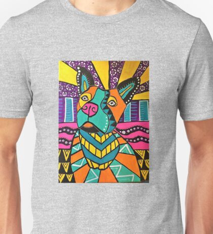 PIT BULL LOVE!  Unisex T-Shirt