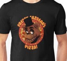 FNAF Freddy Fazbear Logo Fazbear's Pizza Unisex T-Shirt