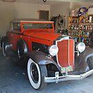 1932 Packard by ELIZABETH B