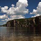 Mazinaw Lake by Joanne  Bradley