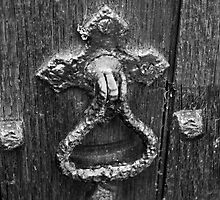 Ye Olde Knocker - All Saints Church, Darfield, S.Yorkshire. by Andy Smith