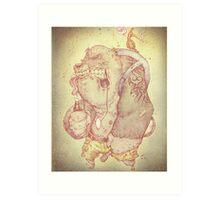 Kazooies and Banjos Art Print