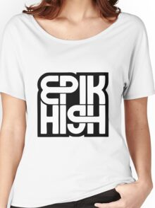 Epik High 1 Women's Relaxed Fit T-Shirt