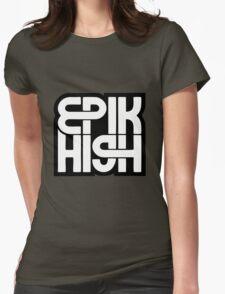 Epik High 1 Womens Fitted T-Shirt