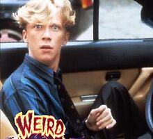 Gary Weird Science by Mr-Meatballs