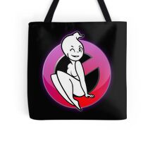 The REAL Lady Ghostbusters - Logo Tote Bag