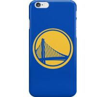 Go Warriors! iPhone Case/Skin