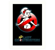The REAL Lady Ghostbusters - Rule #63 Poster Art Print