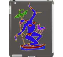 Blue Momma #1 iPad Case/Skin