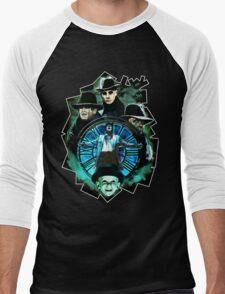 DARK CITY: THE STRANGERS Men's Baseball ¾ T-Shirt