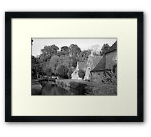 The Slaughters Framed Print