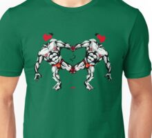 Two of Hearts Unisex T-Shirt