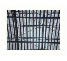 Roof Detail Art Print