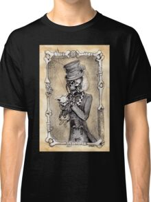 Dead kitty (sepia) Classic T-Shirt