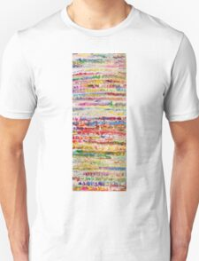 Lively Abstract by Allan Maticic T-Shirt