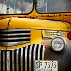Old School Bus by David Kocherhans