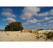 Telegraph Station, Eucla, Western Australia Photographic Print