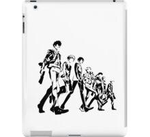 Psycho Pass Unit 1 iPad Case/Skin