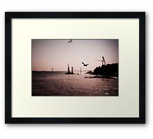 Lisbon Framed Print