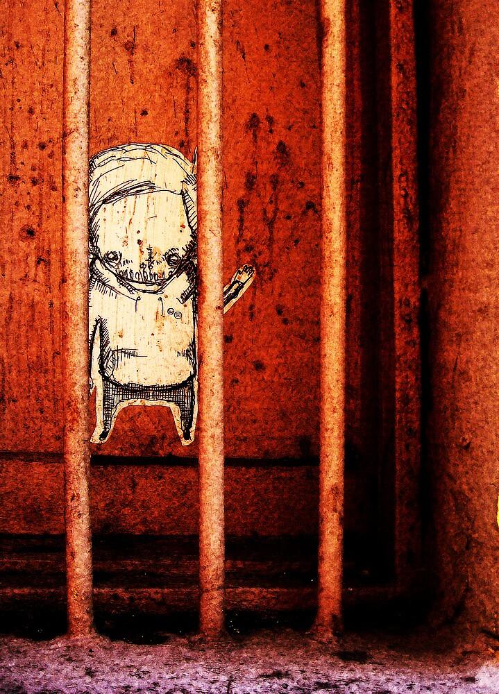 Behind Bars by Mark Malinowski