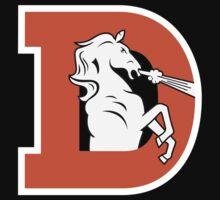 Denver Broncos Logo 1 by NOFOLE