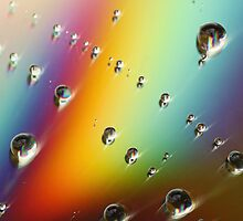 CD Rainbow by Kym Howard