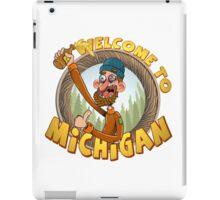 Pure Michigan iPad Case/Skin