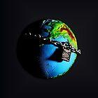 Evolution Planet by dausadrian