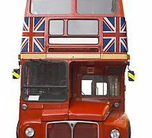 London Bus by MartinWilliams