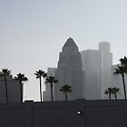 Los Angeles Skyline by Bryan Cole