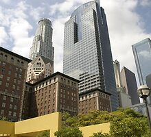 Los Angeles_Pershing Square by Bryan W. Cole
