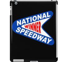 National Speedway Winner Shirt iPad Case/Skin